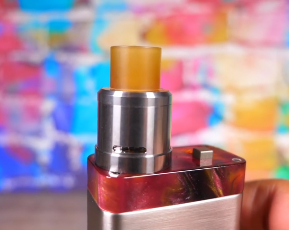 Wismec Luxotic NC Dual 20700 Kit - into the squonk firebox, give real cooking! ...