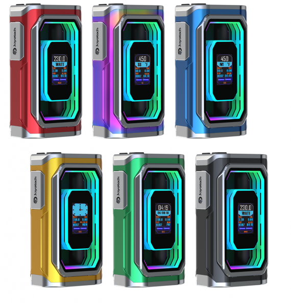 Joyetech Espion Infinite - a neon light at the end of the tunnel ...