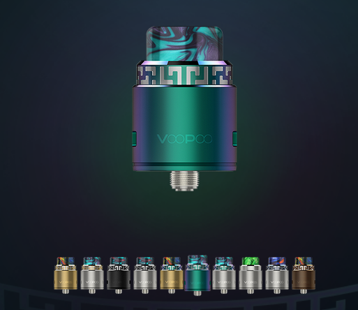 Voopoo Rune RDA is in whose garden is a stone ...