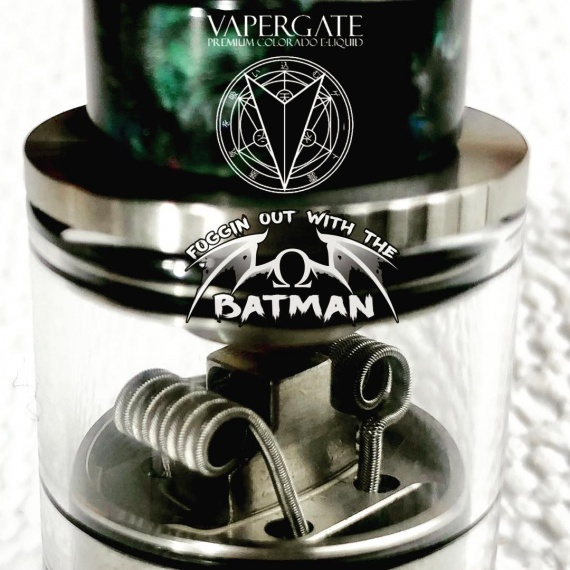 Vapergate The Noble RDA - ох и намудрили...