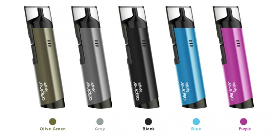 Aspire Spryte AIO Kit - not released for show ...