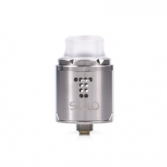 Digiflavor Drop Solo RDA - соло на одной спирали...