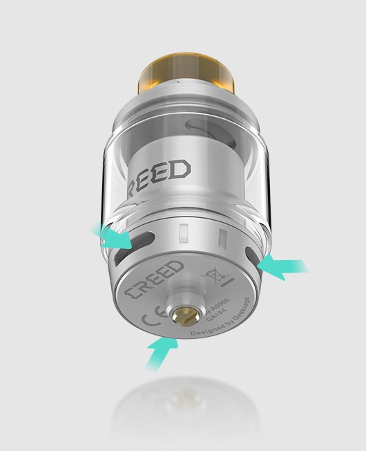 GeekVape Creed RTA - Tank with replaceable blowing ...
