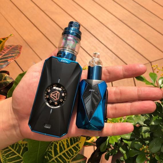 Ijoy Diamond VPC Kit is a small universal ...