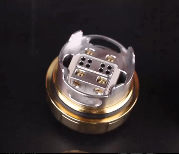 Voopoo Rimfire RTA - non-spillage strengthens its position ...