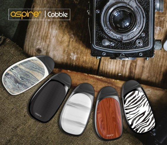 Aspire Cobble AIO Kit - another cute AIO ...