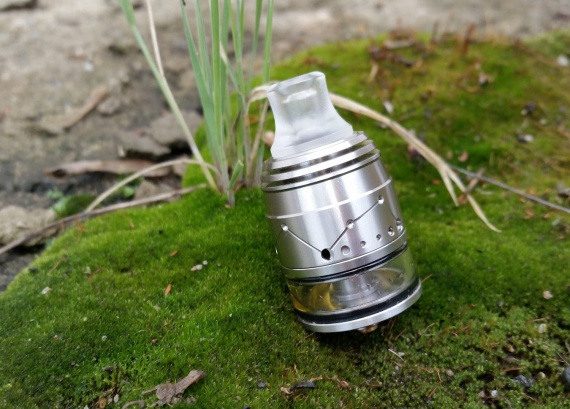 Пощупаем??? - Vapefly Galaxies MTL Squonk RDTA...