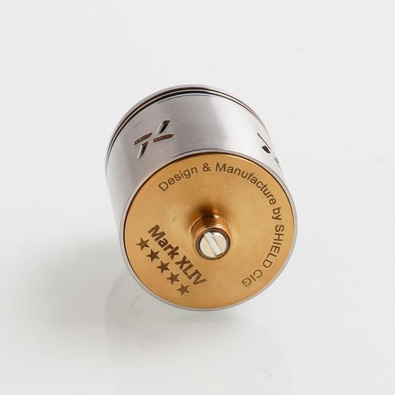 Mark XLIV by Shield Cig - бюджетный монстр на 30 мм. Главное, чтобы спиралей хватило