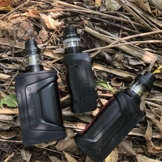 Aegis MIni by GeekVape Review