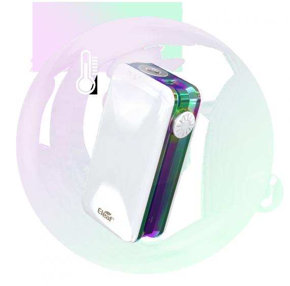 Nowos by Eleaf - iStick нового поколения. Теперь с Type - C и сенсорным управлением
