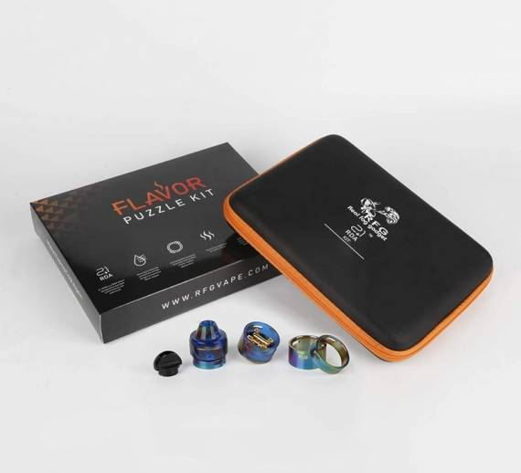 Flavor Puzzle Kit by RFGVape