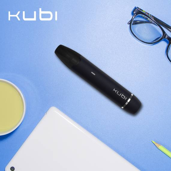 Kubi by Hotcig - new experience. start from here. Когда слоган в точку
