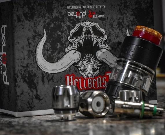 Hellbeast by Hellvape & Beyond Vape - всеядное чудовище. Универсальность рулит!