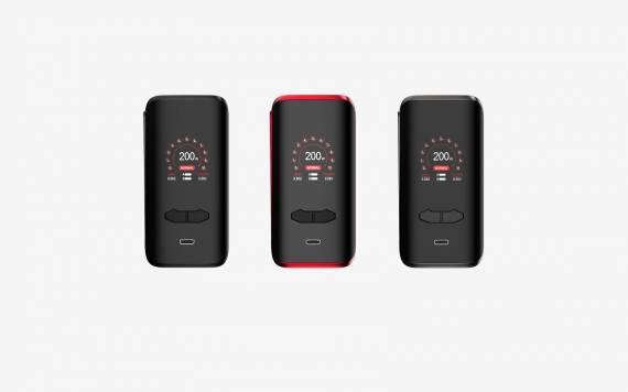 VX200 by Augvape - большой дисплей, 200W и ни малейшего намека на индивидуальность