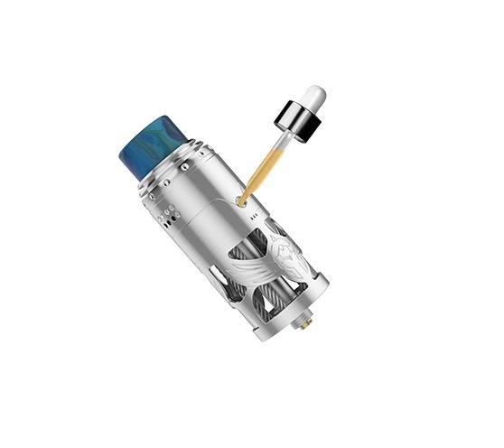 Brunhilde Top Coiler RTA by Vapefly & German 103 Team - намек на инновации от немцев