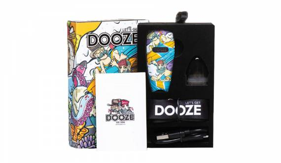 DOOZE POD Starter Kit Review
