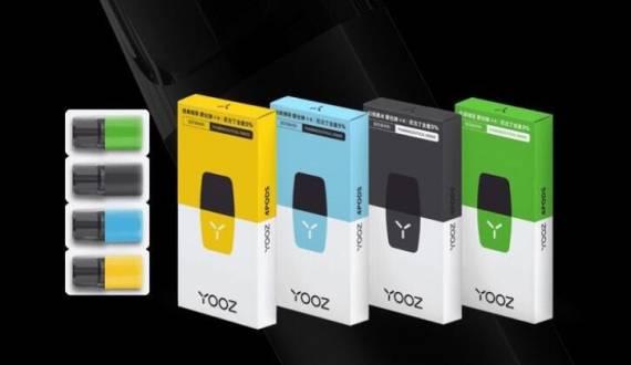 YOOZ - POD система от Малазийцев