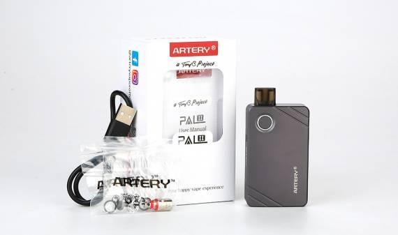 PAL II by Artery - небольшой, но интересный тюнинг от производителя
