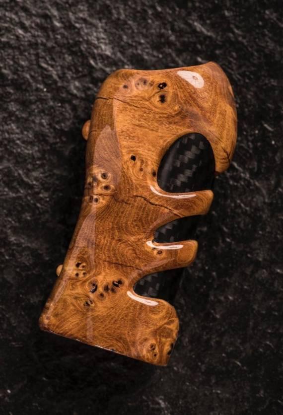 Precisio DNA 75 by BD Vape - дорогая игрушка, окунающая в прошлое