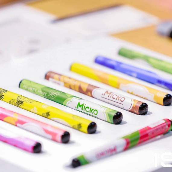 Micko by Veiik - cute one-time marker pen