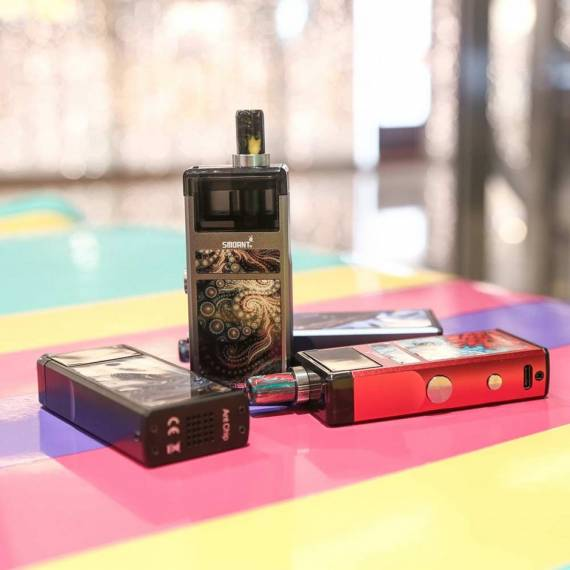 Pasito by Smoant - cartridge with rba?  They did not expect?