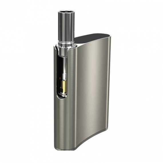 iCare Flask by Eleaf - a flask under MTL.  Familiar forms!