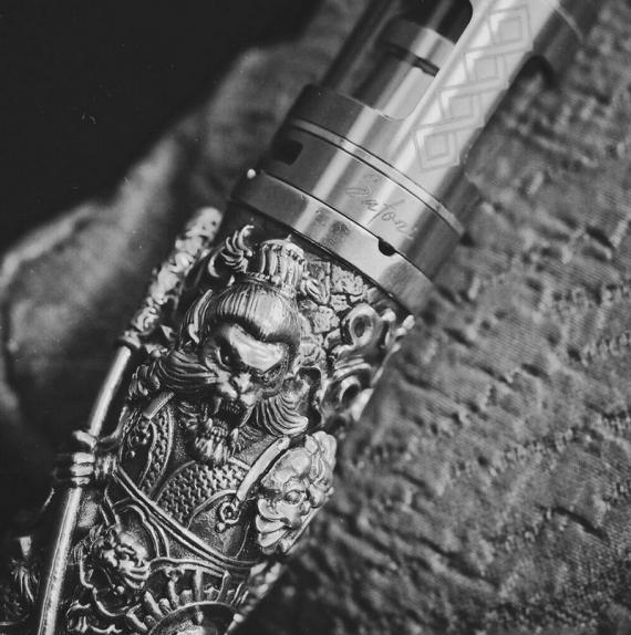 Wukong Mech Mod (Limited Edition) - ну почти настоящее искусство от Lionheart
