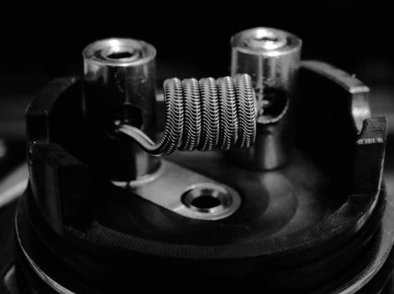 Convergent RDA (вторая партия) от компании Fluid Mods - ну смешные же изменения