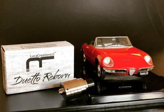 Duetto Reborn - интересная и производительная модель от Luca Creations