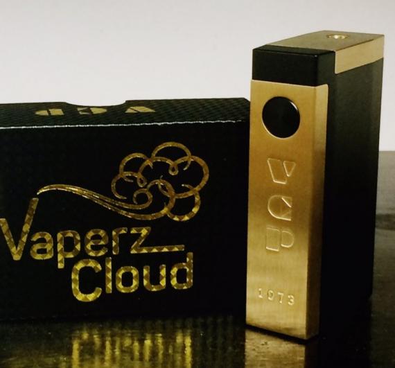 VCP (Piglet) от компании Vaperz Cloud – «фул мех» в анодированном алюминии