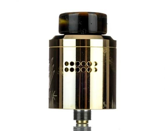 Wolverine 24mm BF RDA - добавили BF-пин, поменяли дрип-тип и подняли цену...