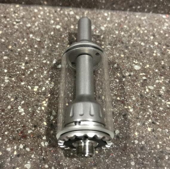 Erlkönigin Tank - оригинальная модель атомайзера от австралийцев, для олдфагов