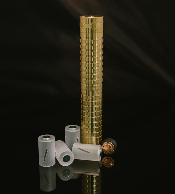 От компании Immortal Modz. Механический мод с диаметром 28.5мм, под названием Hammer
