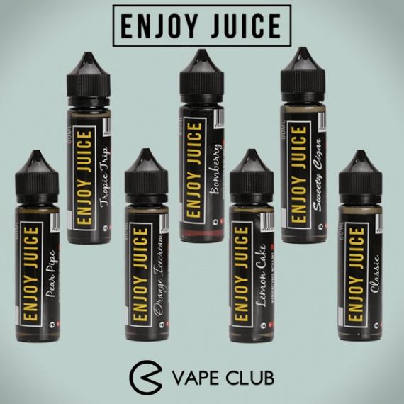 VapeClub.Ru - Enjoy Juice – фрукты, десерты и табачок