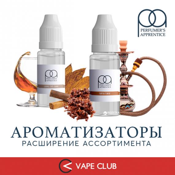 VapeClub.Ru - 36 аром от The Perfumer's Apprentice