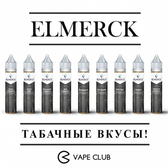 VapeClub.Ru - ELMERCK – палитра табаков на каждый день от создателей Tabakum