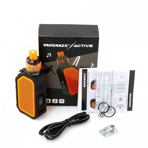 Набор Wismec Activ + Armor NS Plus Электронные сигареты Сигарета.Рф