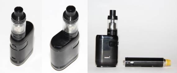 Smoant Campbel Kit электронная сигарета или миникальян