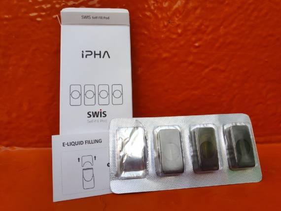 Электронная сигарета IPHA Swis Красивый и....