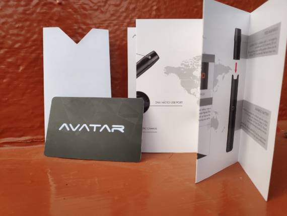Обзор Avatar GO с DNA платой на борту.