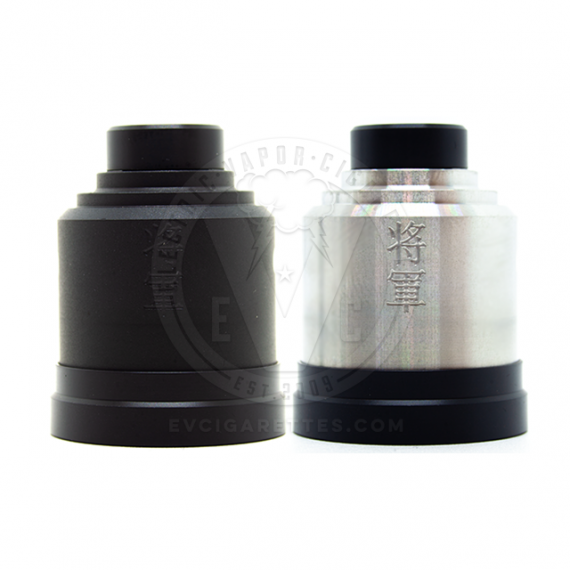 Vaperz Cloud Shogun RDA - отдыхаем от гигантских проектов...