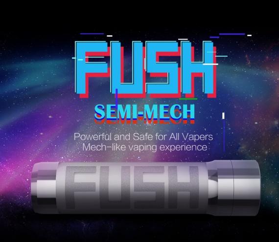 Acrohm Fush Semi-Mech - слишком яркая презентация...