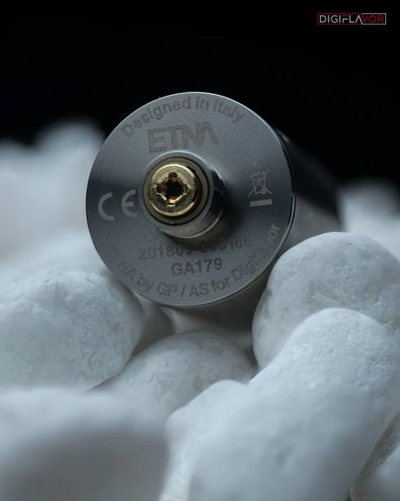 Digiflavor Etna MTL RDA - маленькая бомба от главных MTLщиков...