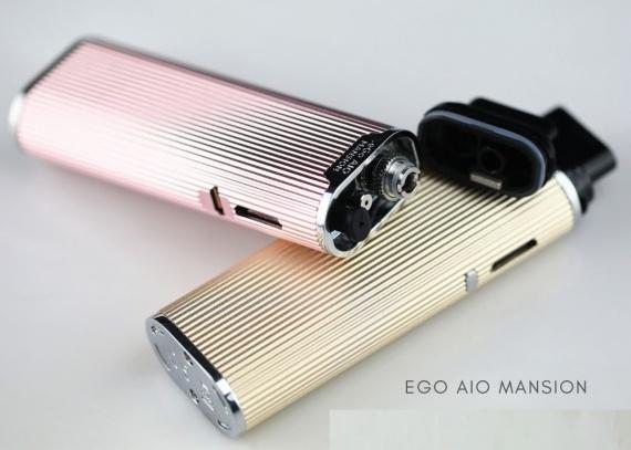 Joyetech eGo AIO Mansion Starter Kit -  пытаемся внять зову разработчиков...