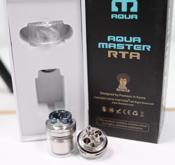Footoon Aqua Master RTA - революционные решения показывают себя в деле...