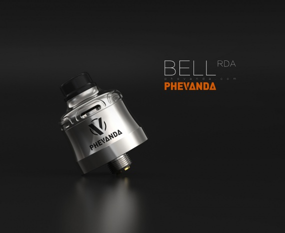 Новые старые предложения - Phevanda Bell RDA и Wotofo Warrior RDA...