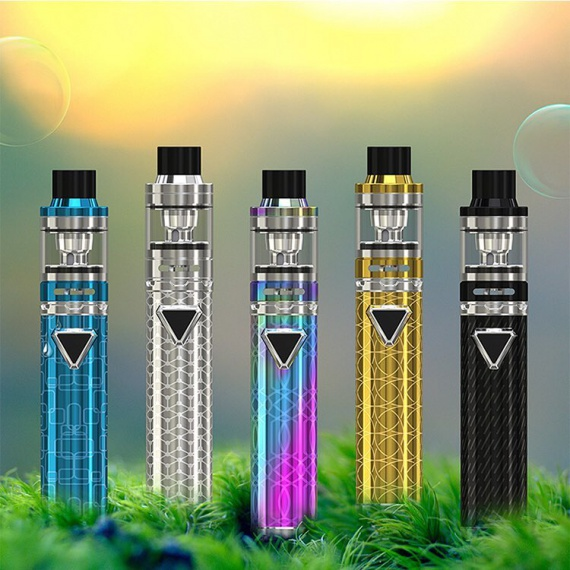 Eleaf iJust ECM Starter Kit - жив курилка...