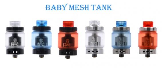 Ystar Baby Mesh Tank - вот и необслуга подоспела...
