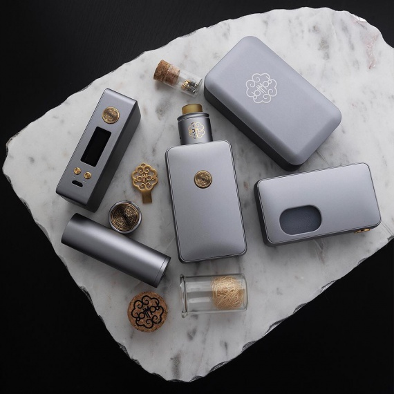 New old offers - GeekVape Nova 200W Kit and Dotmod dotBox Dual Mech ...