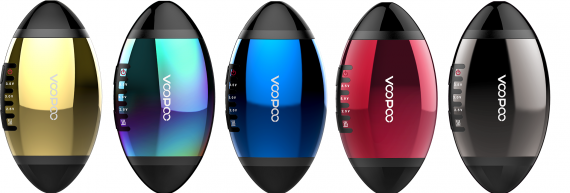 VOOPOO VFL Pod System - I have never seen such an AIO ...